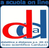 A SCUOLA ON LINE - LICEO SCIENTIFICO CARDUCCI MILANO